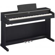 YAMAHA YDP-164B - Цифровое пианино с клавиатурой GH3 и сэмплами концертного рояля Yamaha CFX