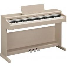 YAMAHA YDP-164WA - Цифровое пианино с клавиатурой GH3 и сэмплами концертного рояля Yamaha CFX