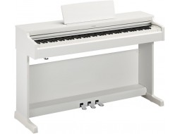 YAMAHA YDP-164WH - Цифровое пианино с клавиатурой GH3 и сэмплами концертного рояля Yamaha CFX
