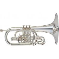 YAMAHA YMP-204MS - Меллофон, серебряное покрытие
