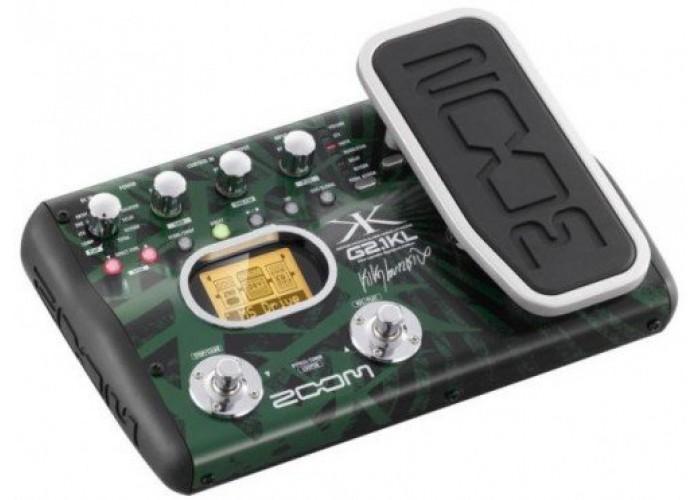 ZOOM G2.1KL+AD16 - гитарный процессор