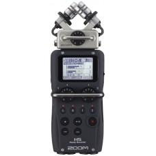ZOOM H5 - ручной рекордер-портастудия, 2 + 2 каннала, сменные микрофоны