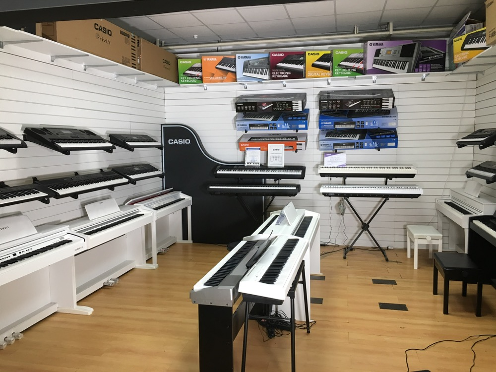 Магазин музыкальных инструментов Музблок