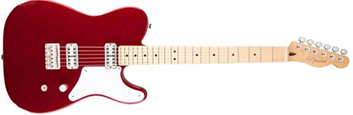 электрогитара FENDER Cabronita Telecaster Candy Apple